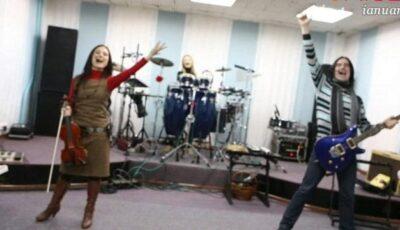 Millenium și Unica.md au improvizat un videoclip exclusiv pentru Nicolae Botgros
