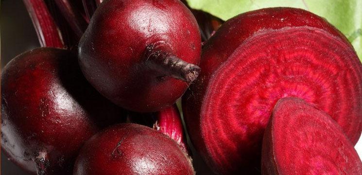 Foto: Sfecla roșie stimulează metabolismul