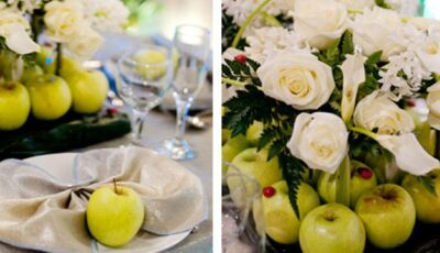 Decorațiuni pentru o nuntă elegantă în 2014!