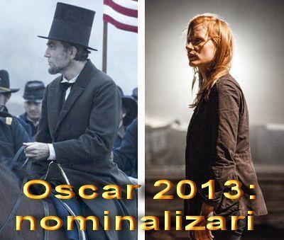 Află cine intră în cursa pentru premiile Oscar!