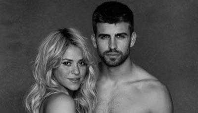 Poze inedite cu Shakira în ultimele luni de sarcină!