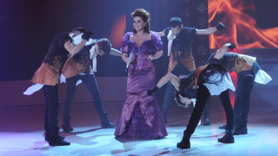 Foto: Luminiţa Anghel, acuzată că a sabotat alţi concurenţi de la Eurovision România