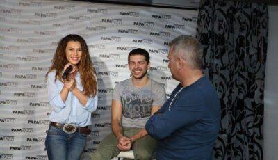 Boris Covali a recucerit-o pe iubita lui cu primul său videoclip