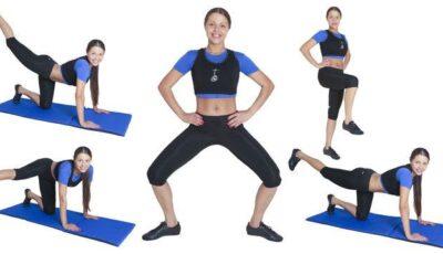 5 Exerciţii pentru picioare ideale