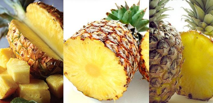 Foto: Ananasul- fructul care topește grăsimile