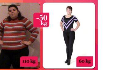 Cum să slăbești sănătos  50 de kilograme. Povestea Oxanei Carpievici!