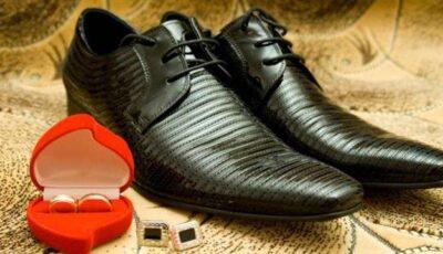 Pantofii: cartea de vizită a unui bărbat! Foto