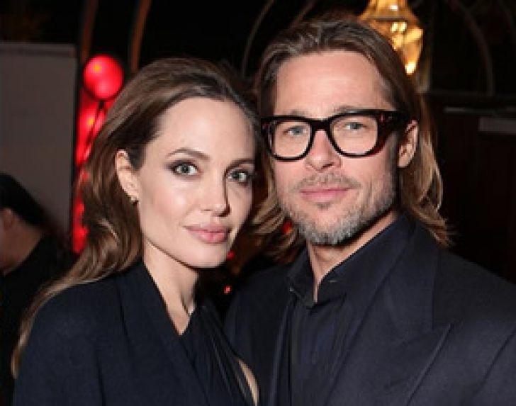 Foto: Angelina Jolie şi Brad Pitt îşi schimbă preocupările!