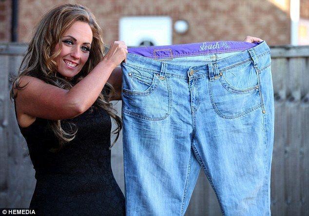 Foto: A dat jos 40 de kg după ce a fost părăsită la altar!