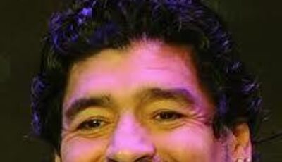 Diego Maradona tătic pentru a patra oară!