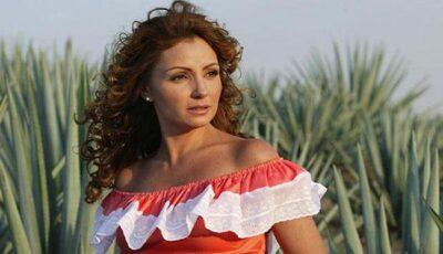Angélica Rivera – de la actriță de telenovele la prima doamnă de stat! Vezi tranformarea