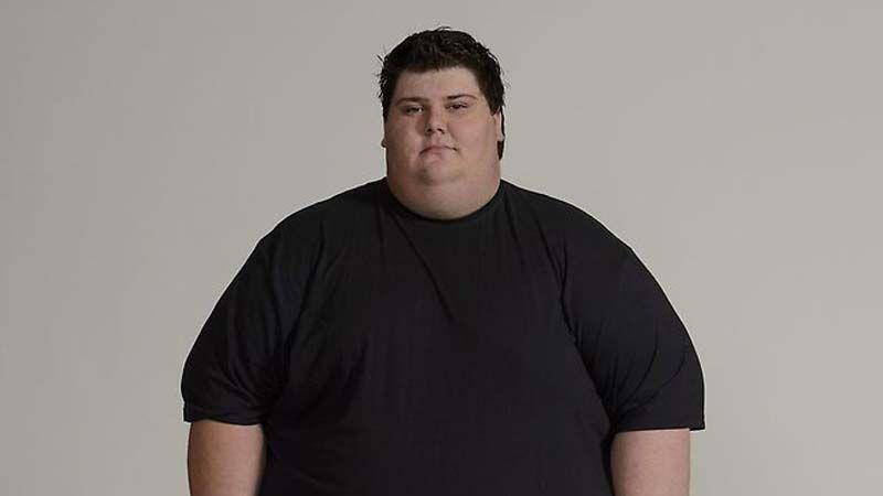 """Vezi cum arată și ce mănâncă cel mai gras concurent din """"Biggest Loser"""""""