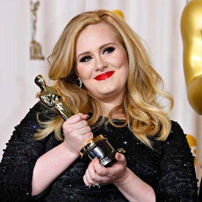 Adele înainte de a deveni celebră (Foto)