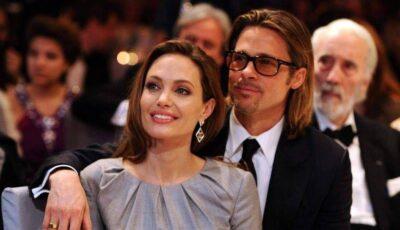 Angelina Jolie – piele şi os (Foto)