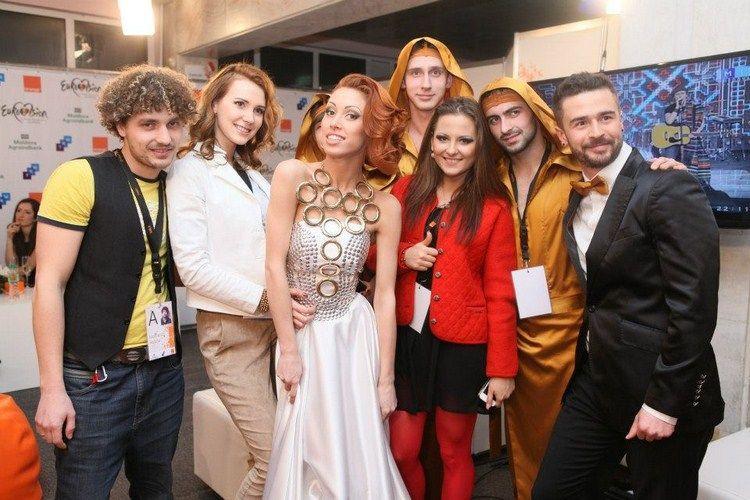 Cât și în ce au investit participanții primei semifinale Eurovision Moldova