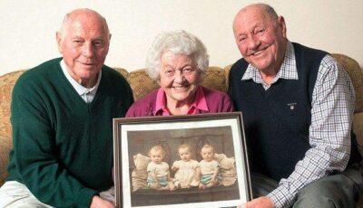 Cu şanse mici de supravieţuire, dar au ajuns la 80 de ani!