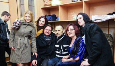 Mircea Guțu susținut și încurajat de colegi în cel mai greu moment din viață (FOTO)