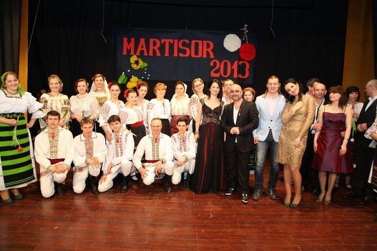 Iată cum moldovenii din Italia au sărbătorit Mărțișorul 2013