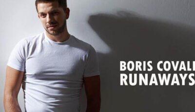 Boris Covali își scoate așii din mânecă, înainte de finala Eurovision