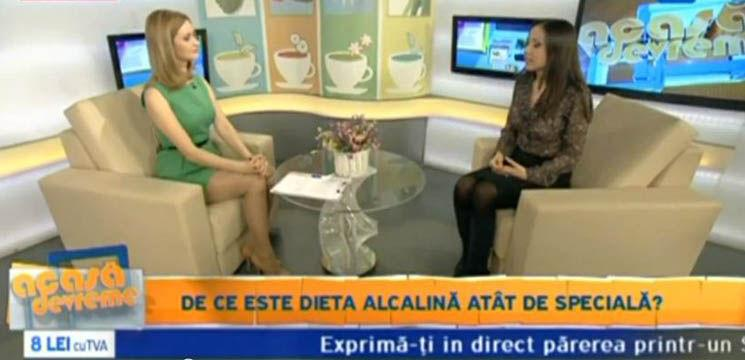 Dieta alcalină – slăbește sănătos și eficient!