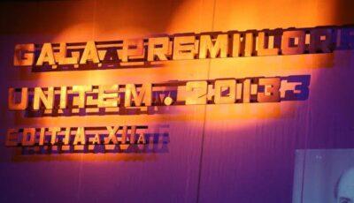 Gala Premiilor UNITEM 2013. Cine a strălucit? (Foto)