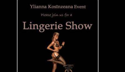 """O nouă ediție """"Ylianna Kosînzeana Event"""", dedicată adevăratelor fashioniste"""