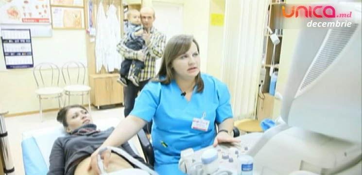 Prima ecografie la 12 săptămâni de sarcină