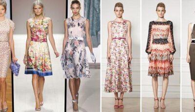 Rochii în trend pentru primăvara-vara 2013! (40 foto)