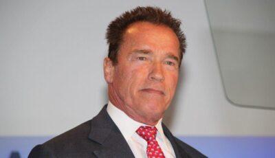 Iubita lui Arnold Schwarzenegger îi poate fi fiică