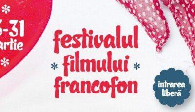 Vezi ce îți aduce cel de al 13-lea Festival al Filmului Francofon la Chișinău!