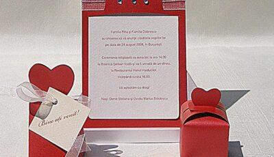 Totul despre  invitații de nuntă!