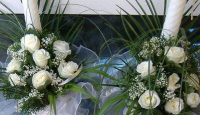 Superstiții și semne privind lumânările de nuntă!