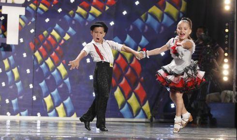 Talentele moldoveneşti cuceresc publicul din România