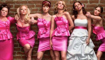 Rochia domnișoarelor de onoare- reguli de stil! (Foto)