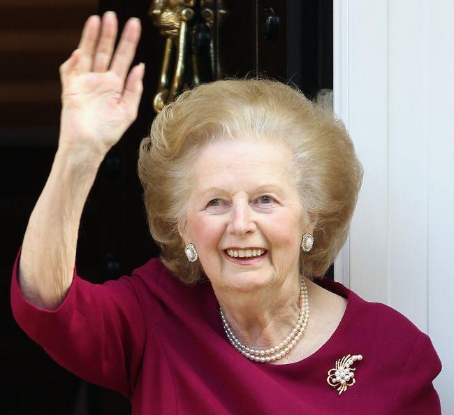Foto: Margaret Thatcher – Doamna de fier a Marii Britanii!