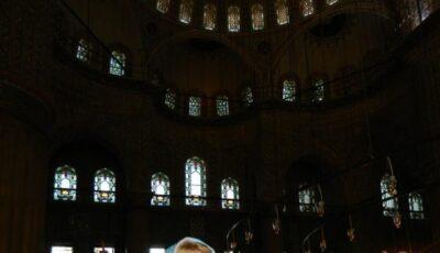Dianna Rotaru ia calea mănăstirilor