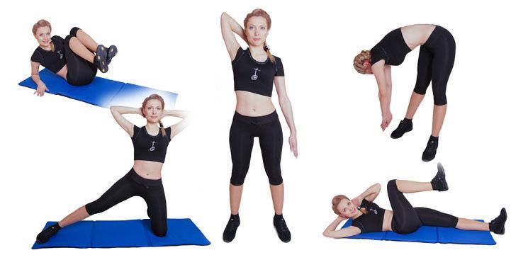 5 Exerciţii pentru abdomenul visat!