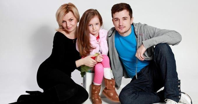 Radu Sîrbu a devenit iar tătic!