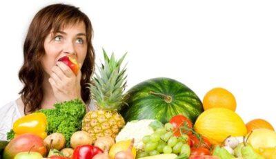 8 argumente pentru a consuma mai multe fructe și legume!