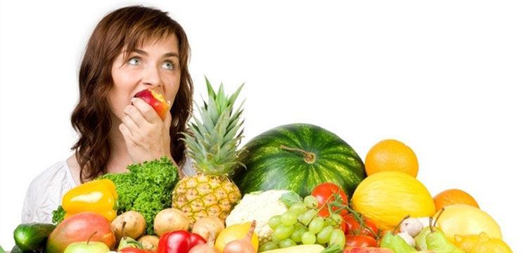 Foto: 8 argumente pentru a consuma mai multe fructe și legume!