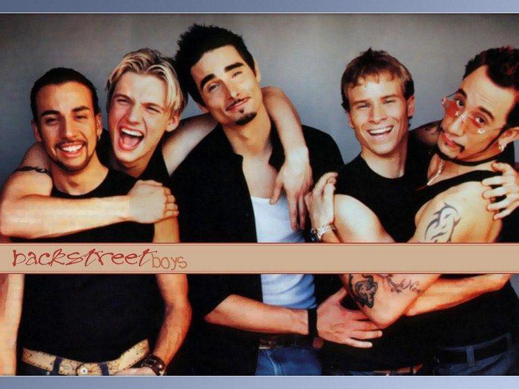 Vezi-i pe Backstreet Boys, după 20 de ani!