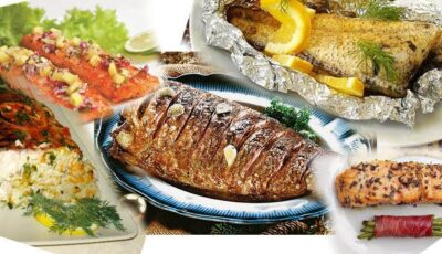 Iată câteva reţete delicioase de peşte