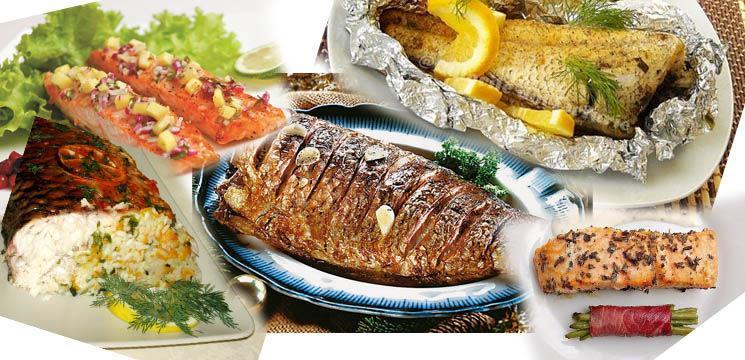 Foto: Iată câteva reţete delicioase de peşte