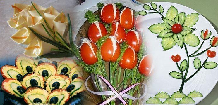 Aranjarea mesei festive de Paşte