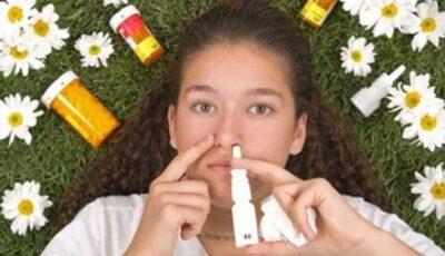 Cum poţi scăpa de alergiile de primăvară?