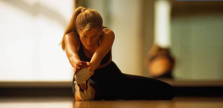 Dezvoltă elasticitatea muşchilor!