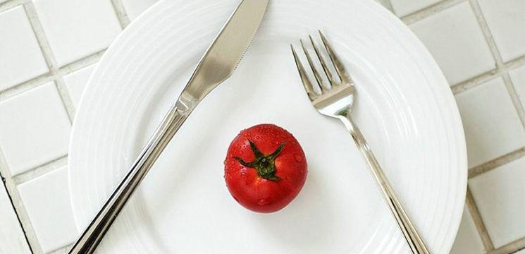 Foto: Nu mânca totul din farfurie!