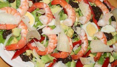 Rețete de salate fără maioneză!