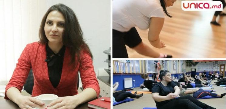 Secretul instructorului care a slăbit mii de femei!