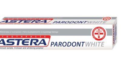 Tratează paradontita cu Astera Parodont!
